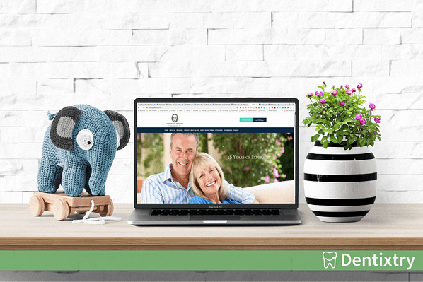 Dentixtry - Google Ads For Dentists - Using Your Home Page As A Landing Page