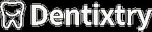 Dentixtry Logo Horizontal Smoke