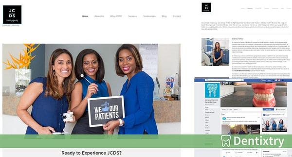 Dentixtry - Dental Marketing plans analyzed - Dr